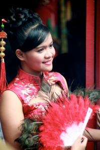 Amoy Singkawang yang terkenal kecantikannya