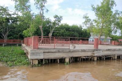 Pulau Kembang Sungai Barito
