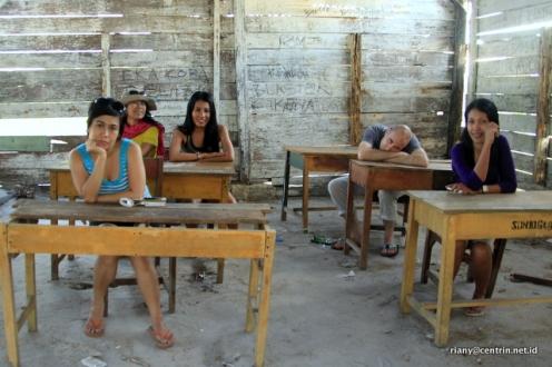 Sekolah SD Gantung
