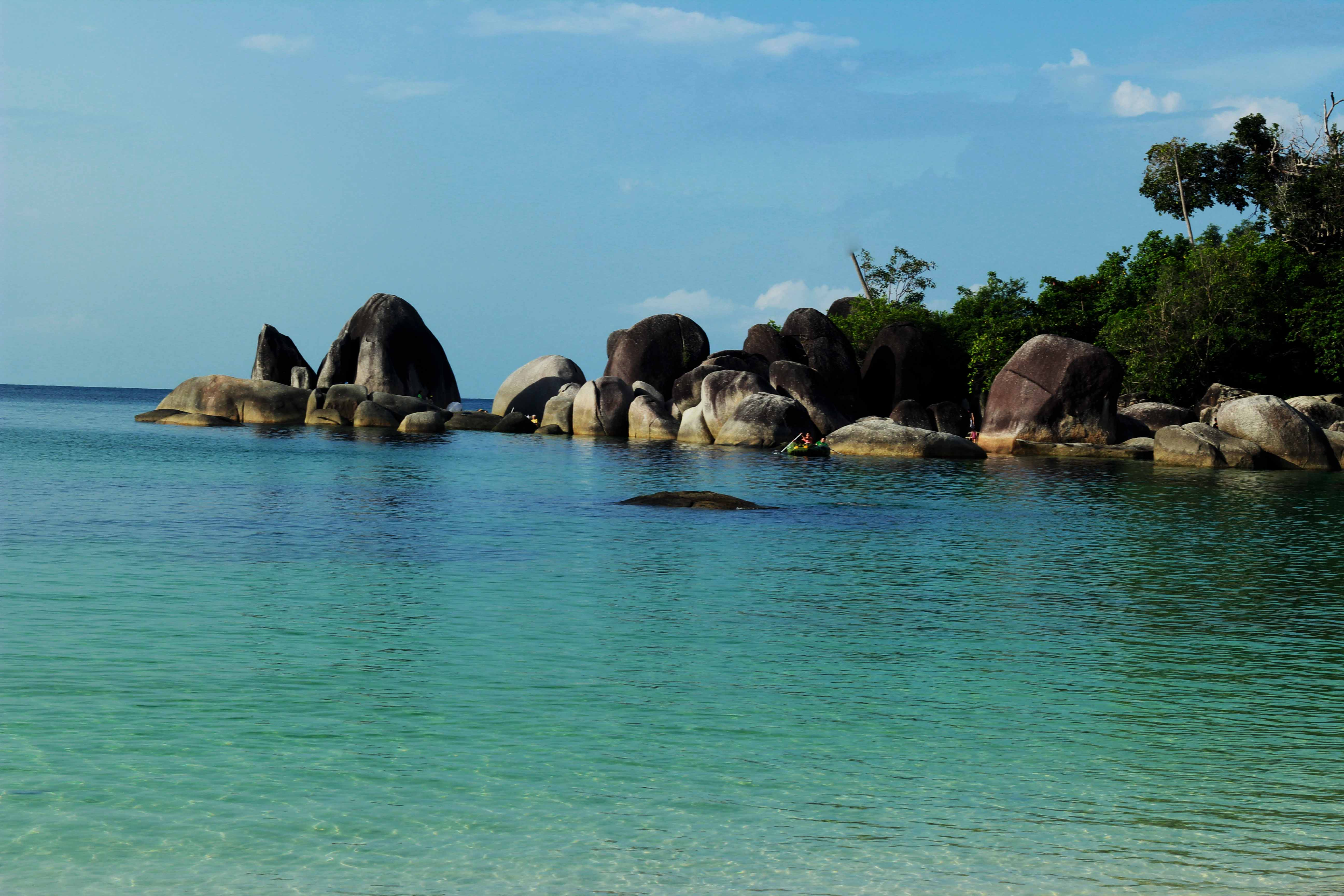 Trip To Belitung Island 2013 Travel Miles From One Place To Another