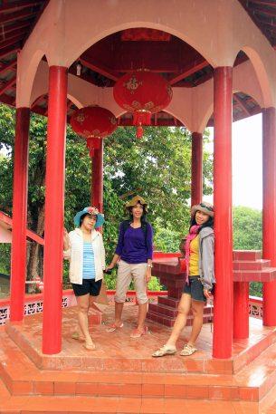 Kelenteng Dewi Kuan Im Belitung
