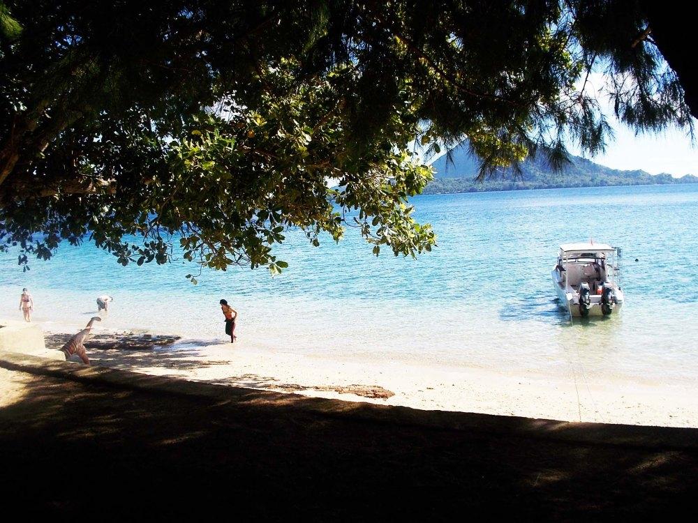 Pulau syahrir