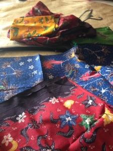 Beberapa motif batik madura